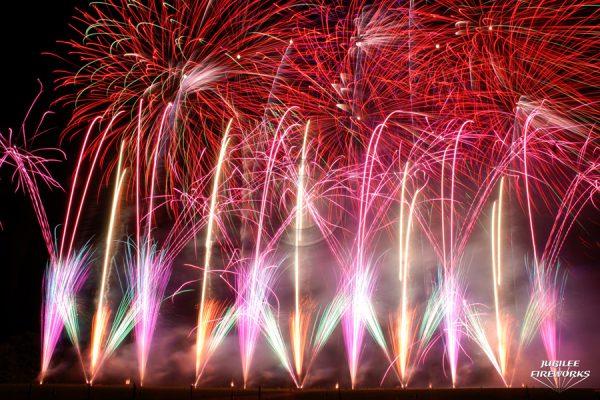 Jubilee Fireworks Festival of Fireworks 2010 3