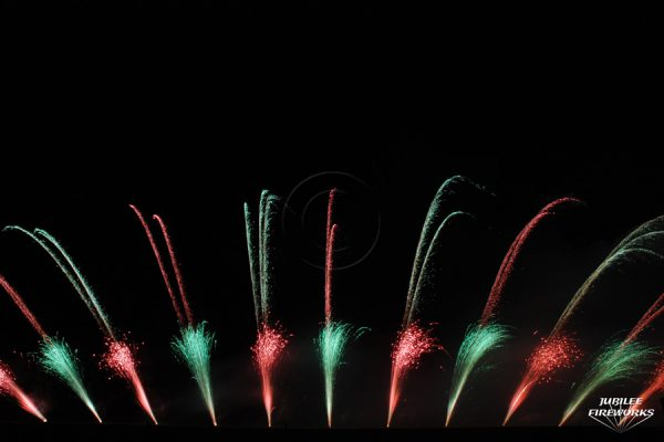 Jubilee Fireworks Festival of Fireworks 2010 5