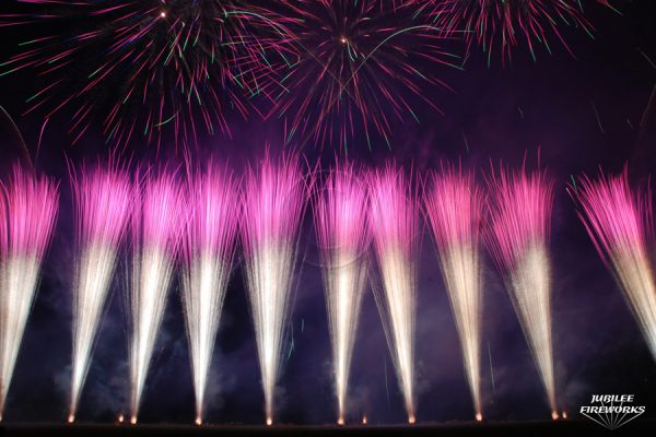 Jubilee Fireworks Festival of Fireworks 2011 2