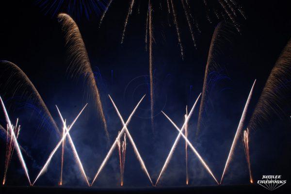 Jubilee Fireworks Festival of Fireworks 2011 4