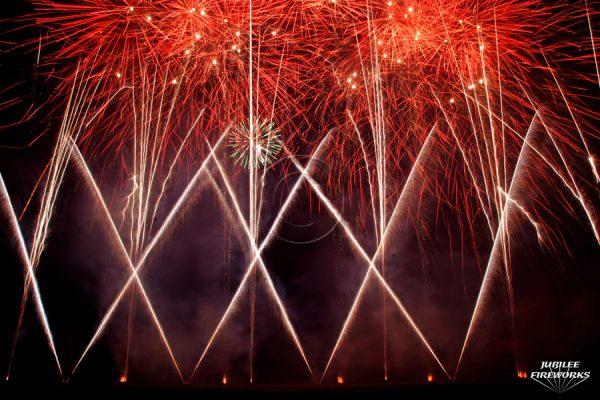 Jubilee Fireworks Festival of Fireworks 2011 5