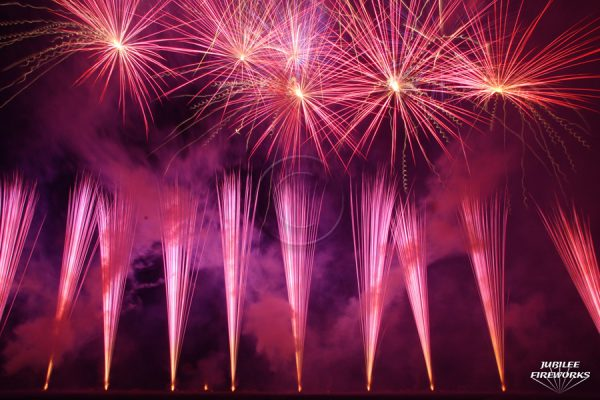 Jubilee Fireworks Festival of Fireworks 2011 6