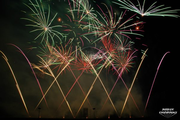 Jubilee Fireworks Festival of Fireworks 2012 5