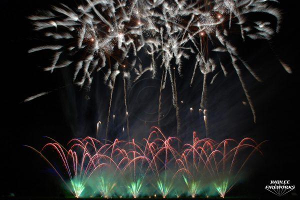 Jubilee Fireworks Festival of Fireworks 2013 2