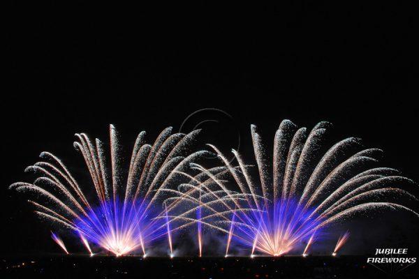 Jubilee Fireworks Festival of Fireworks 2014 2
