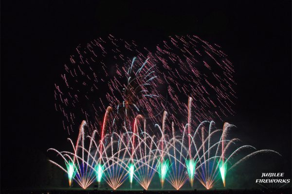 Jubilee Fireworks Festival of Fireworks 2014 5