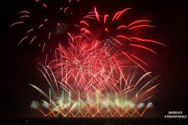 Jubilee Fireworks Festival of Fireworks 2015 3