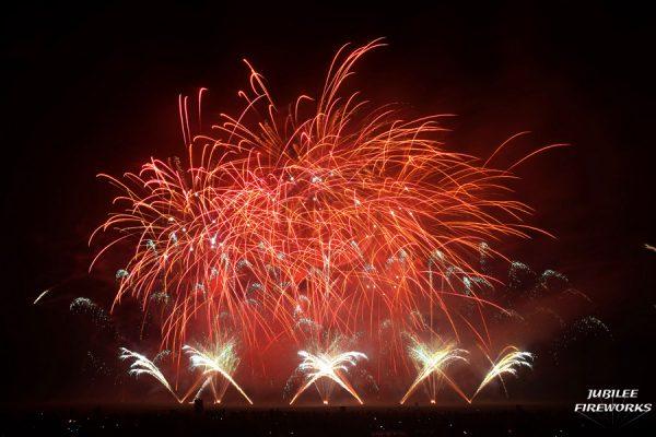 Jubilee Fireworks Festival of Fireworks 2015 4