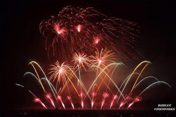 Jubilee Fireworks Festival of Fireworks 2015 5