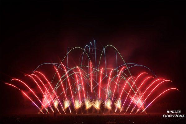 Jubilee Fireworks Festival of Fireworks 2015 6