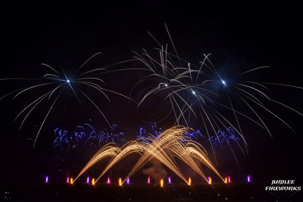 Jubilee Fireworks Festival of Fireworks 2015 8