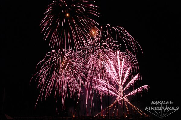 Jubilee Fireworks Knokke Heist Pyromusical Competition 2014 2