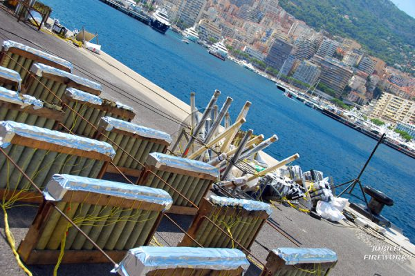 Jubilee Fireworks Monaco International Fireworks Contest 2014 1