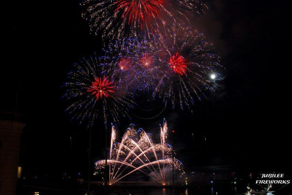 Jubilee Fireworks Monaco International Fireworks Contest 2014 10