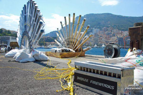 Jubilee Fireworks Monaco International Fireworks Contest 2014 2