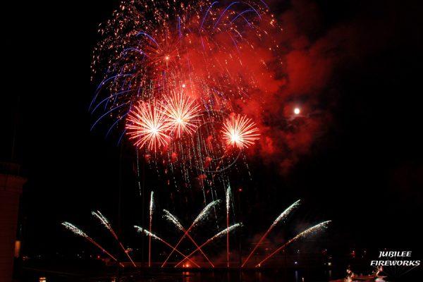 Jubilee Fireworks Monaco International Fireworks Contest 2014 9