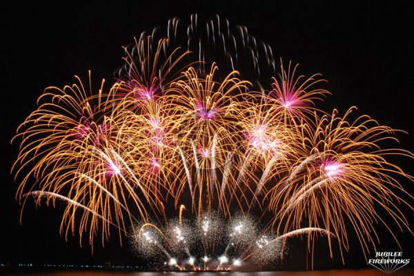 Jubilee Fireworks Philippine International Pyromusical Competition 1