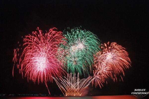 Jubilee Fireworks Philippine International Pyromusical Competition 11