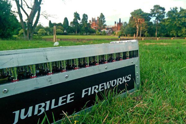 Jubilee Fireworks Wedding Display July 2015 2