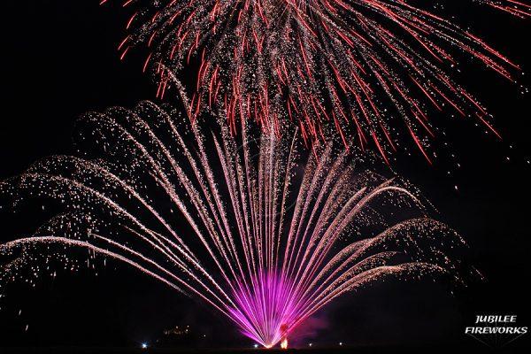 Jubilee Fireworks Wedding Display July 2015 5