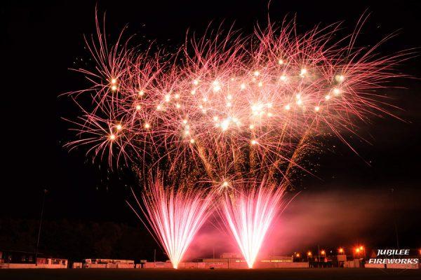 Jubilee Fireworks Wedding Display November 2015 1