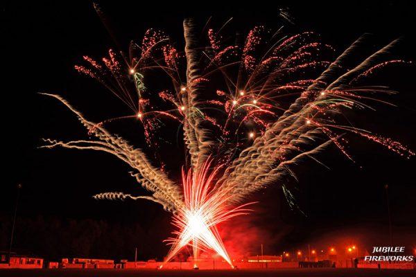 Jubilee Fireworks Wedding Display November 2015 4