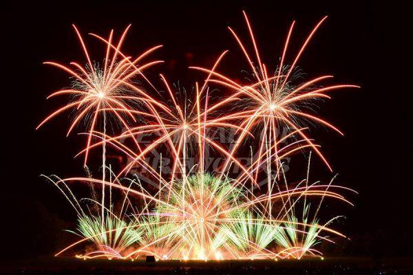 Jubilee Fireworks Festival of Fireworks 2018 4